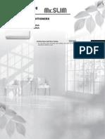 Air Conditioner Manual