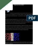 Información Led