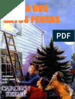 A Casa dos Gatos Persas - Carolyn Keene.epub