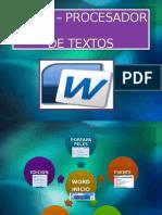 Word – Procesador 040215