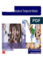 Practica Avanzada en Terapia de Infusión 2013