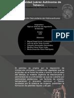 Presentación Recuperación Secundaria de Hidrocarburos