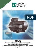 Catalogo Motor Asincrono Lsmv