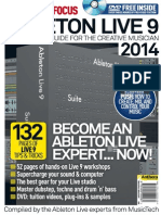 Music Tech Focus 36. Ableton Live 9 2014