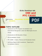 CASEE seminar