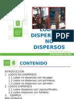 Lodos Dispersos y No Dispersos
