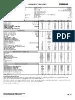 G3520C Performance Data