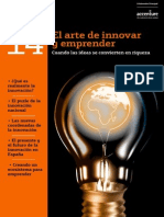 1. El Arte de Innovar y Emprender (Bankinter)