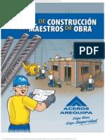 Construccion Manual Maestros de Obra