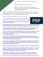 Casa Rosada. Presidencia de La Nación Argentina