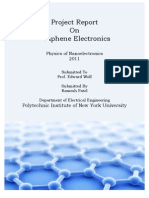 Graphene Electronics Report