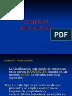 Work cemento Aplicaciones.ppt