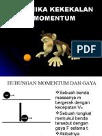 Mekanika Kekekalan Momentum