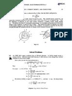 Deber Para La Segunda Evaluacion Teoria Electromagnetica