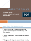 Chapter 9 Media Relations_Print and Broadcast