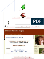 eventos ámbito psi - noticiero appia nº 36 - diciembre 24 /2009