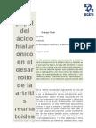 Bioquimica y Enfermedades Cronicas
