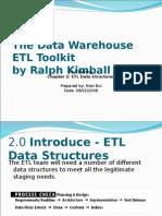The Data Warehouse ETL Toolkit - Chapter 02