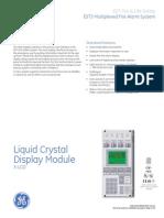 Ge - 3-Lcd - Modulo Display de Cristal Liquido
