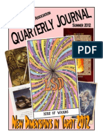 American Tarot Association Quarterly Journal - Summer 2012