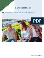 Studie LW Deutschland Und Israel Heute 2015