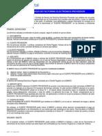 Contrato de Servicio de Factoring Electronico Proveedor Tcm1105-424432