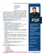Afsal_Mechanical _ Project Engineer_13 Oct 2014
