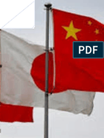 China Foreign Policy Toward Japan