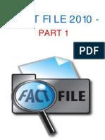 Fact File 2010 Part 1