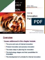 3_Innovation - Planning