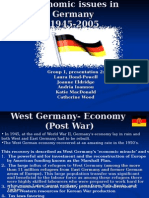 Presentation German Economy