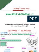 Analisis Vectorial Ing. Olortegui UNT