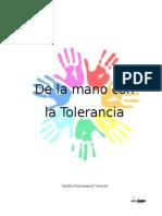 De la mano con el Valor de la Tolerancia