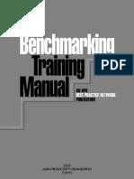 Benchmark Training Manual