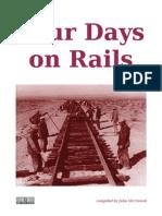 Four Days on Rails