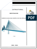Analisis Estructural- invvestigacion