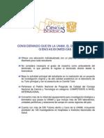 CONVOCATORIAINGRESO 2009-2