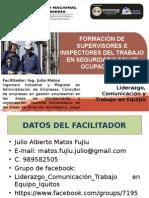 Diapositivas Mod. I Liderazgo, Comunicación y Trabajo en Equipo