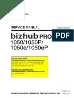 Bizhub Pro 1050-Sm