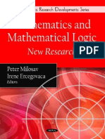 Mathematics and Mathematical Logic