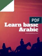 Learn Basic Arabic