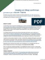 Restos Encontrados en Moqi Confirman Presencia Inca en Tacna _ El Comercio Perú