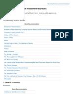 Shaykhhamzasf.com-Shaykh Hamzas Book Recommendations