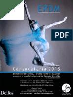 EPDM Convocatoria 2015