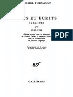 Foucault - Dits et écrits IVa.pdf