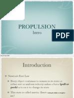 Propulsion & Thermodynamics