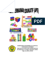 Booklet Alat Permainan Edukatif.doc