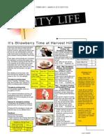 Sakai City Life e-magazine - February/March 2015