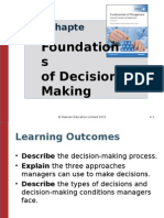 4. Strategic Decision Making
