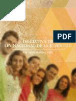 Iniciativa de Ley Nacional de La Juventud Mexicana